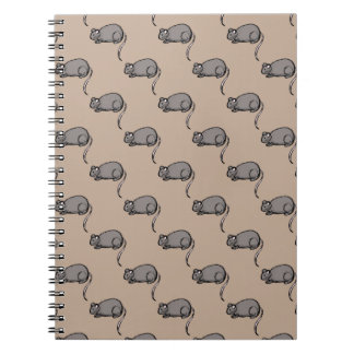 Mouse! pat. notebook