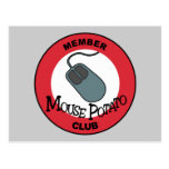Mouse Potato Club Postcard