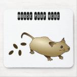 mouse, rat poop 3, rat poop 2, rat poop 1, rat ... mouse pad