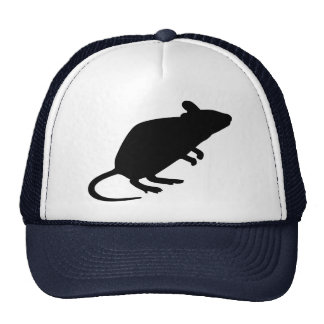 Mouse rat trucker hat