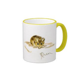 Mouse Ringer Mug