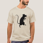 Mouse silhouette T-Shirt