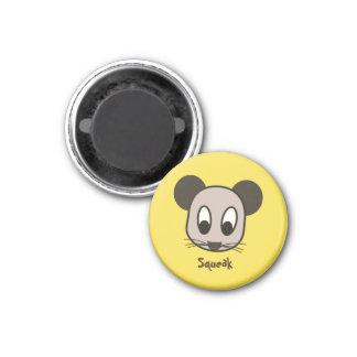 Mouse Squeak Magnet