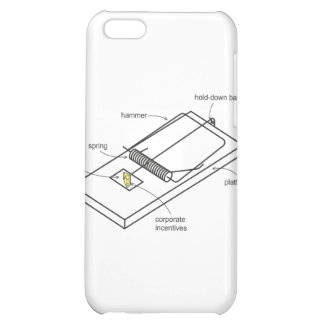 mouse trap cover for iPhone 5C
