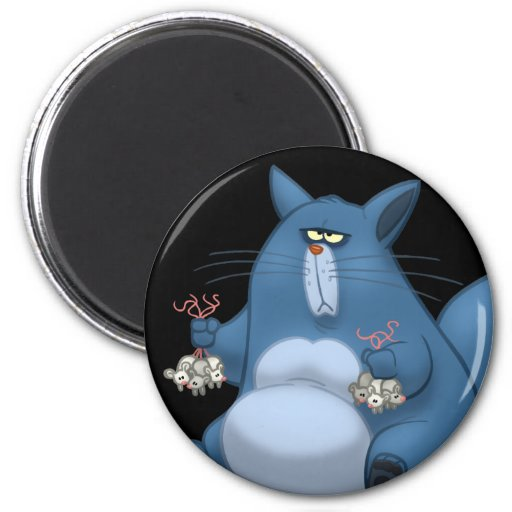Mouse Trap Magnet