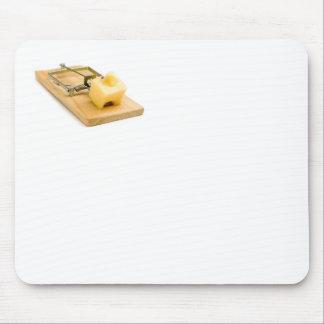 Mouse Trap Mouse Pad