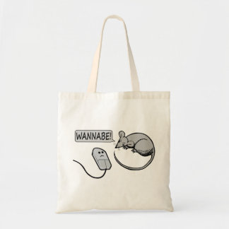 Mouse Wannabe Bags