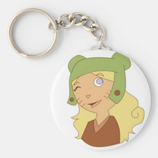 Mouse Winks Keychain