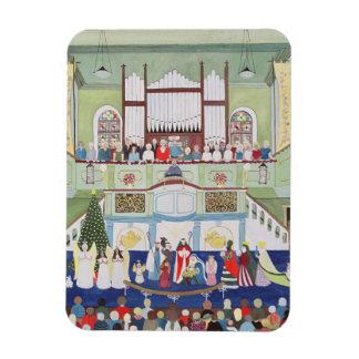 Mousehole Methodist Chapel Cornwall Magnet