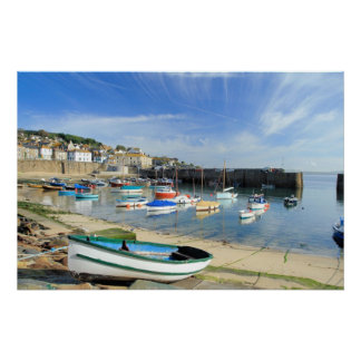 Mousehole Poster