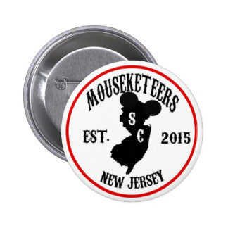 Mouseketeers SC Button Pin