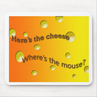 Mousemat caseoso alfombrillas de raton