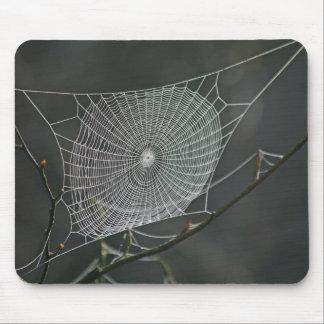 Mousemat de la tela de araña tapete de ratón