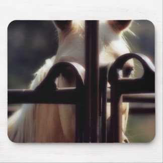 Mousemat Horse Change of Perspective Mouse Pad