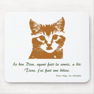 Mousemat: Le Chat Alfombrillas De Raton