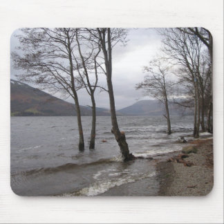 Mousemat of Loch Earn Mouse Pad