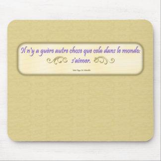 Mousemat: S'aimer Mouse Pad