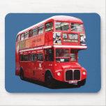 Mousemat with London Bus Mousepads