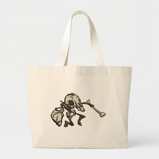 Mousemech Scarbot Tote Bag