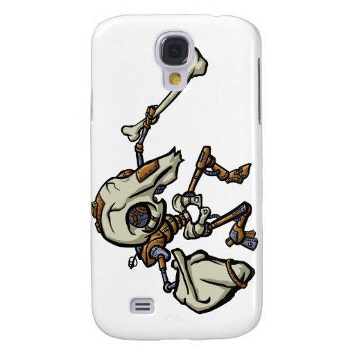 Mousemech Scarbot Galaxy S4 Cases
