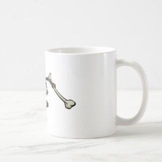 Mousemech Scarbot Classic White Coffee Mug