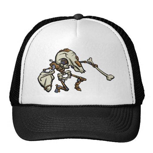 Mousemech Scarbot Mesh Hat