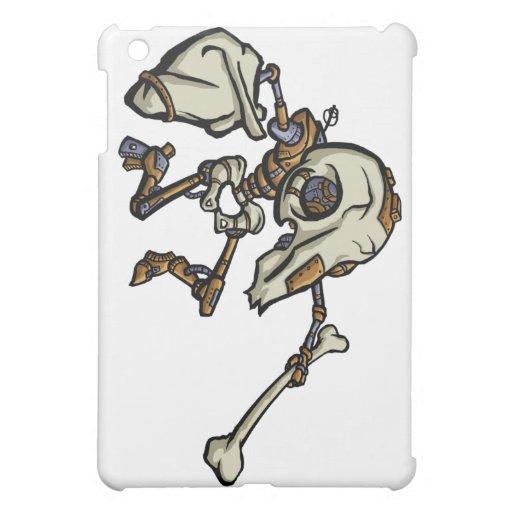 Mousemech Scarbot iPad Mini Cases