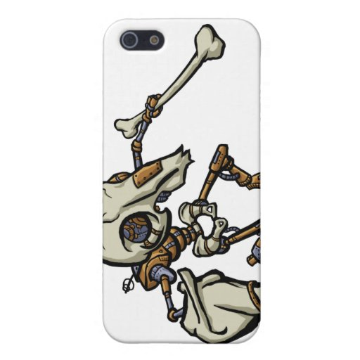 Mousemech Scarbot iPhone 5 Cases