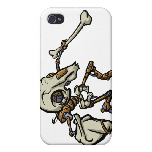 Mousemech Scarbot Cases For iPhone 4