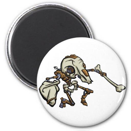 Mousemech Scarbot Fridge Magnet