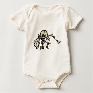 Mousemech Scarbot Mamelucos De Bebé