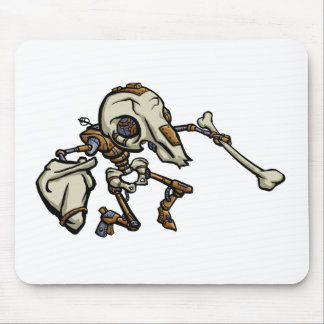 Mousemech Scarbot Mouse Pad