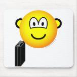 Briefcase emoticon   mousepad