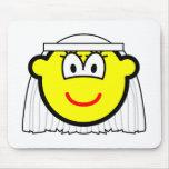 Bride buddy icon   mousepad