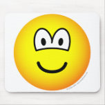 Sphere emoticon   mousepad