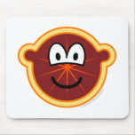 Grapefruit buddy icon   mousepad