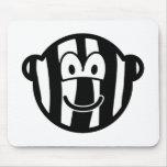 Zebra buddy icon   mousepad