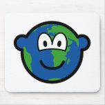 Earth buddy icon   mousepad
