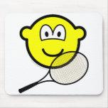 Tennis buddy icon   mousepad