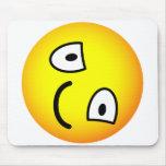 Picasso emoticon   mousepad