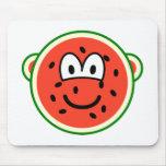 Watermelon buddy icon   mousepad