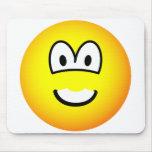 Got milk emoticon   mousepad