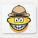 Tropical buddy icon   mousepad
