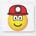 Miner emoticon   mousepad