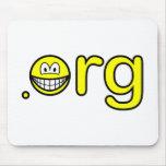.Org smile   mousepad