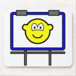 Billboard buddy icon   mousepad