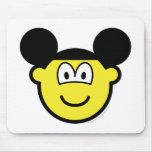 Disney world buddy icon   mousepad
