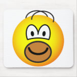 Simpson emoticon Homer  mousepad