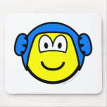 Waterpolo buddy icon   mousepad