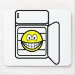 In fridge smile   mousepad